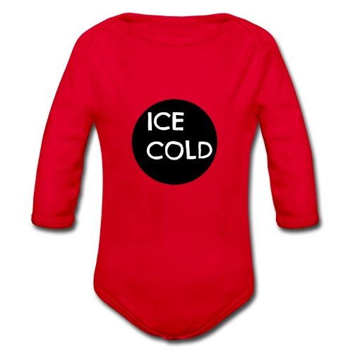 ICECOLD - Organic Longsleeve Baby Bodysuit
