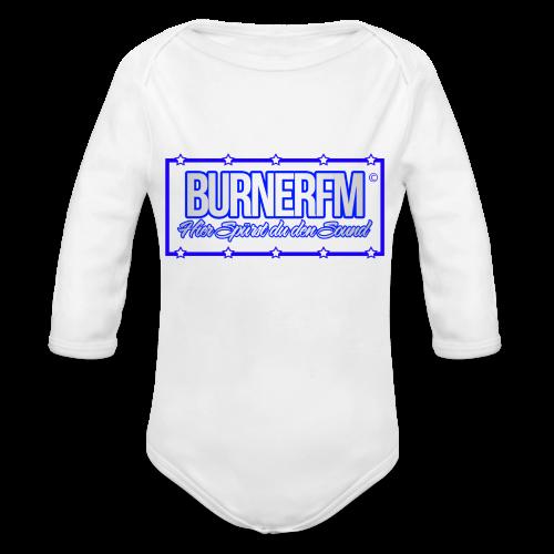 BurnerFM Hier Sürst du den Sound - Baby Bio-Langarm-Body