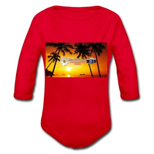 FotoJet_Design_6 - Organic Longsleeve Baby Bodysuit