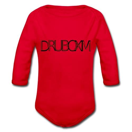Druboxm - Organic Longsleeve Baby Bodysuit