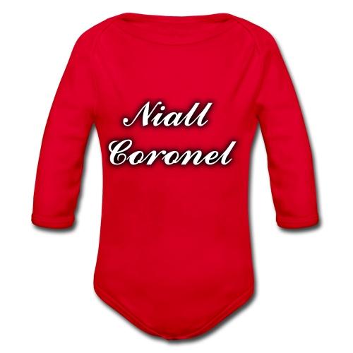 Niall - Organic Longsleeve Baby Bodysuit