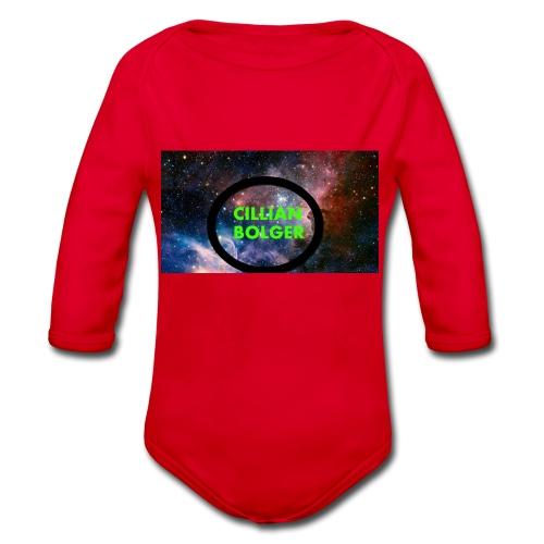 BOLGERSHOP - Organic Longsleeve Baby Bodysuit