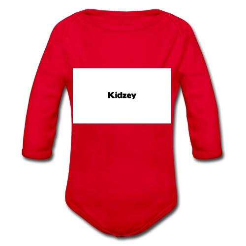 Kidzey Phonecase - Organic Longsleeve Baby Bodysuit