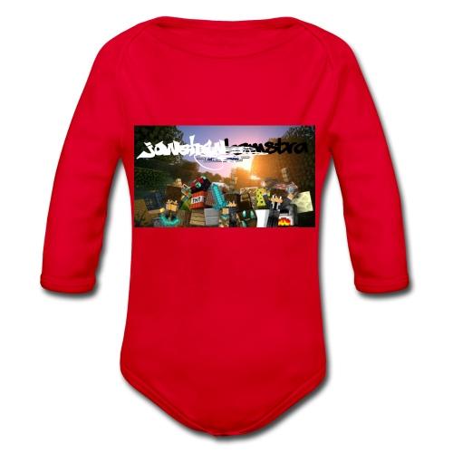 6057231244D88B5F5DED63C6F58FB0122038CBC7A63A50B55 - Organic Longsleeve Baby Bodysuit