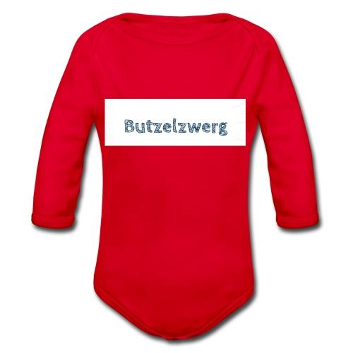 Butzelzwerg - Baby Bio-Langarm-Body