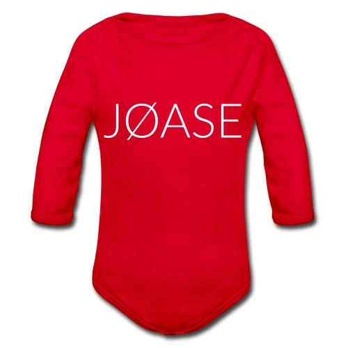 Joase - Organic Longsleeve Baby Bodysuit