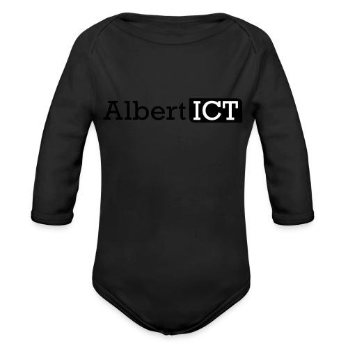 Logo_AlbertICT - Baby bio-rompertje met lange mouwen