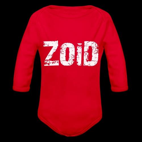 ZOID ONLY - Baby Bio-Langarm-Body