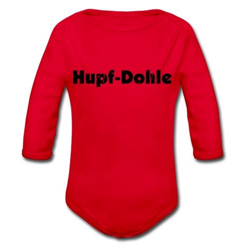 Hupf-Dohle - Baby Bio-Langarm-Body