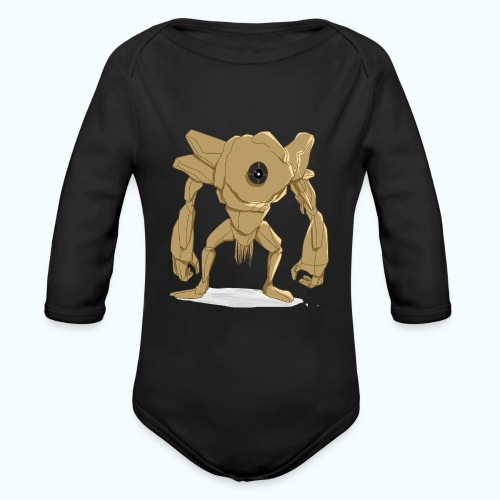 Cyclops - Organic Longsleeve Baby Bodysuit