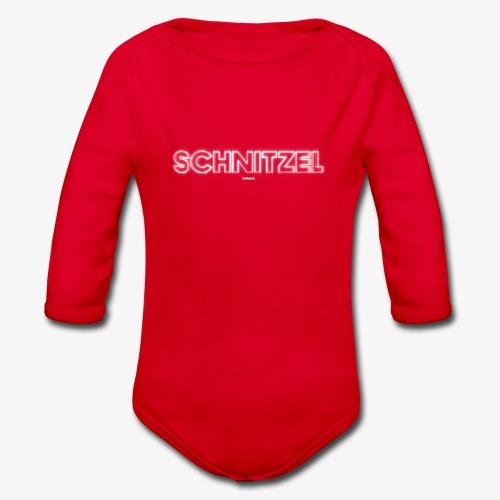 SCHNITZEL #04 - Baby Bio-Langarm-Body