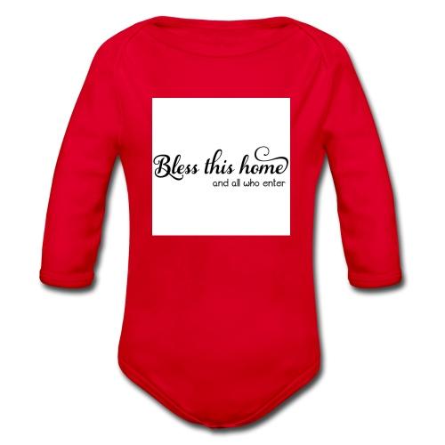 original - Organic Longsleeve Baby Bodysuit
