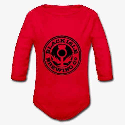 scotlandbrewing1 - Baby Bio-Langarm-Body