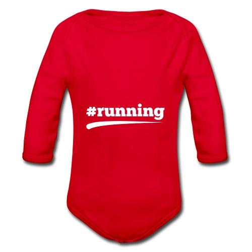 #RUNNING - Baby Bio-Langarm-Body
