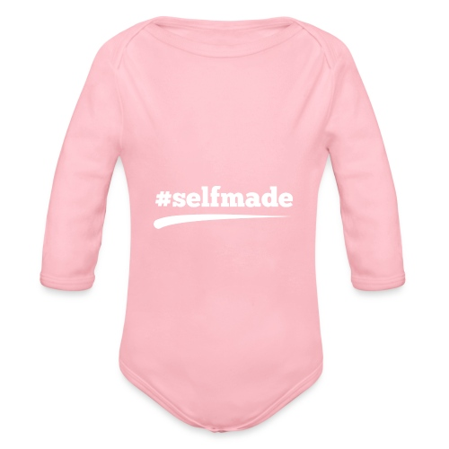 #SELFMADE - Baby Bio-Langarm-Body