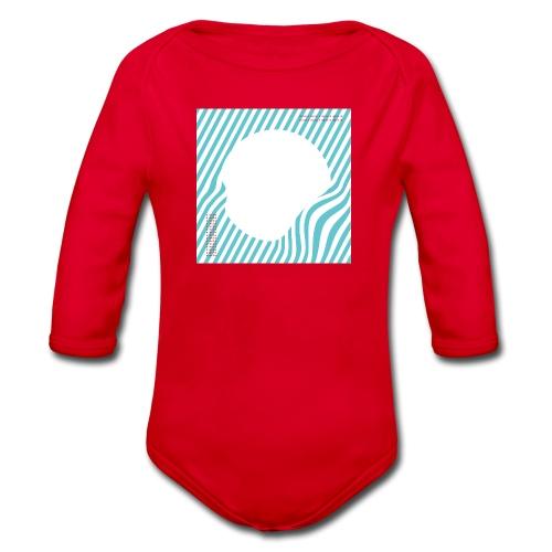 Circle - Organic Longsleeve Baby Bodysuit