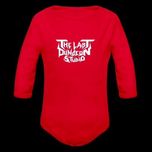 TLDS LOGO - Økologisk langermet baby-body