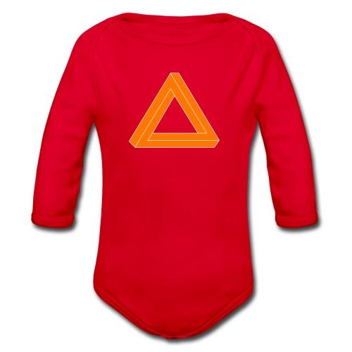 Animantex Logo - Organic Longsleeve Baby Bodysuit