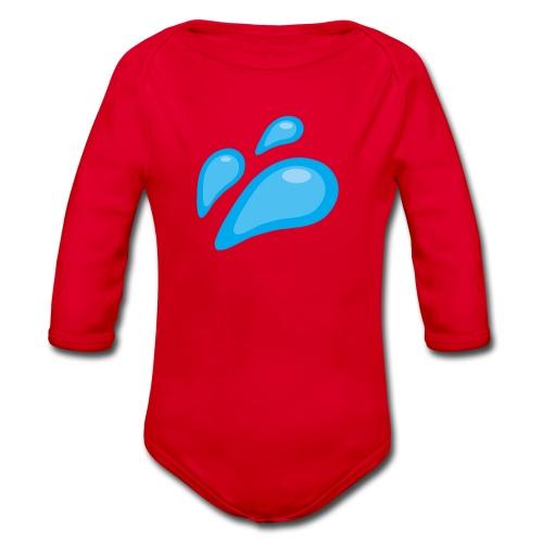Official Splash Studios Hoodie - Organic Longsleeve Baby Bodysuit