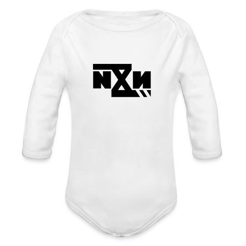 N8N Bolt - Baby bio-rompertje met lange mouwen