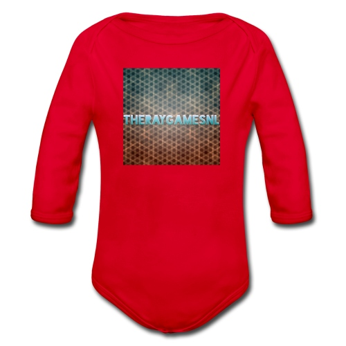 TheRayGames Merch - Organic Longsleeve Baby Bodysuit