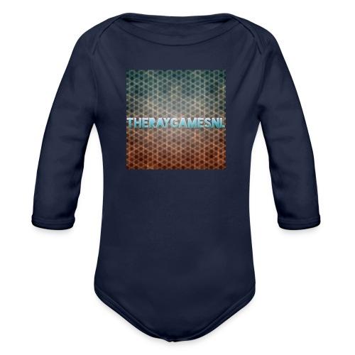 TheRayGames Merch - Organic Longsleeve Baby Bodysuit