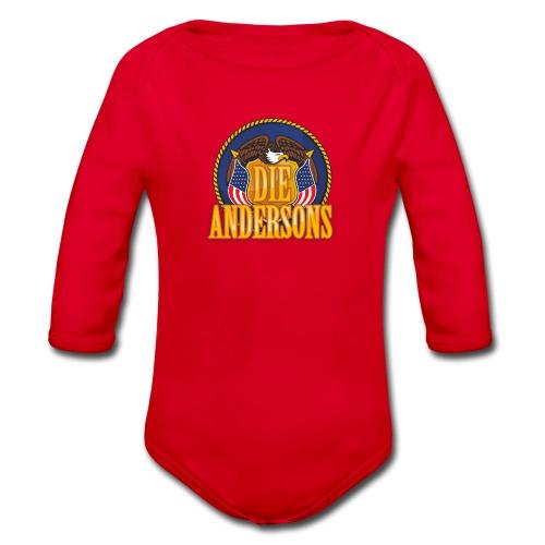 Die Andersons - Merchandise - Baby Bio-Langarm-Body