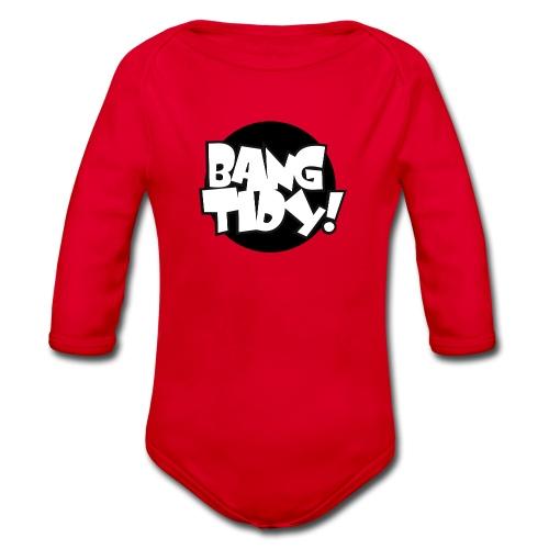 bangtidy - Organic Longsleeve Baby Bodysuit