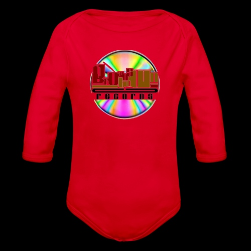 BROWNSTOWN RECORDS - Organic Longsleeve Baby Bodysuit