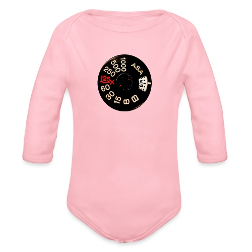 Manual Camera - Body ecologico per neonato a manica lunga