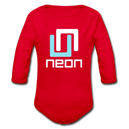 Neon Guild Classic - Organic Longsleeve Baby Bodysuit