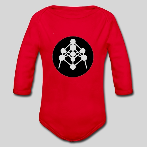 Atomium - Body Bébé bio manches longues