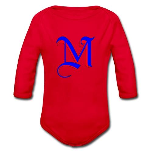 madMusic_Records Logo - Baby Bio-Langarm-Body