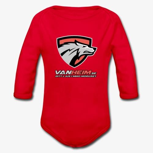 Vanheim Sport - Ekologisk långärmad babybody