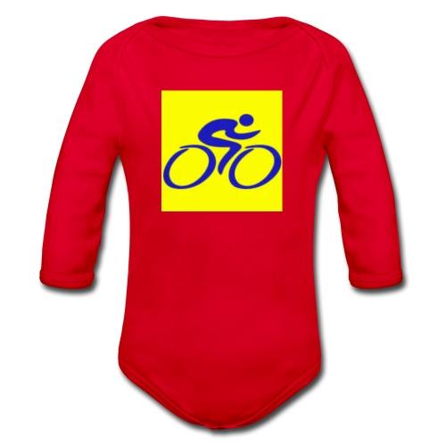 Tour de Epe Logo 2017 2018 1 png - Baby bio-rompertje met lange mouwen