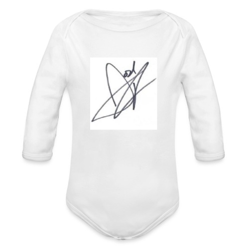 Tshirt - Organic Longsleeve Baby Bodysuit