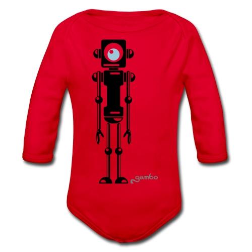 gambots roboter 04 - Baby Bio-Langarm-Body