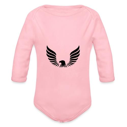 Aguila - Body orgánico de manga larga para bebé