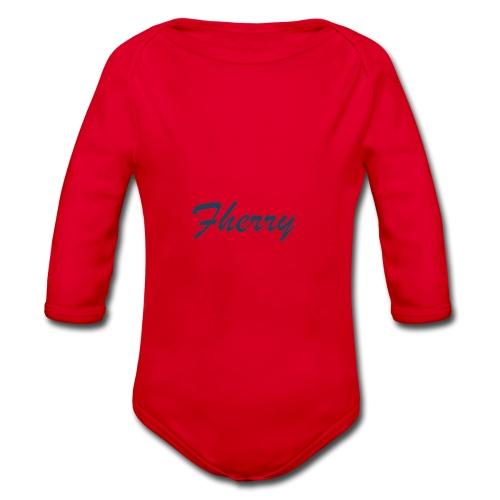 Fherry - Body ecologico per neonato a manica lunga