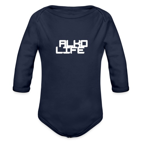 Projektowanie nadruk koszulki 1547218658149 - Ekologiczne body niemowlęce z długim rękawem