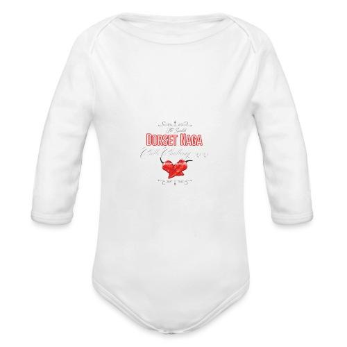 dorset naga tshirt 2020 - Ekologisk långärmad babybody