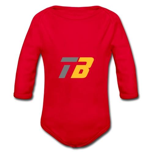 Logo Team Benninghofen - Baby Bio-Langarm-Body