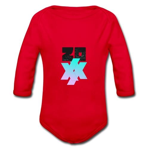 2020 - Organic Longsleeve Baby Bodysuit