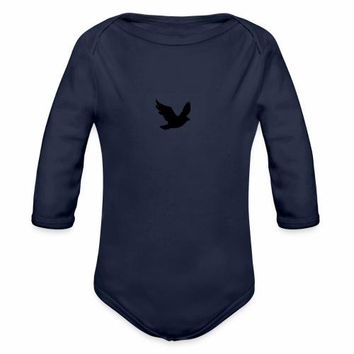 THE BIRD - Organic Longsleeve Baby Bodysuit