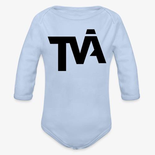 TVÅHUNDRA - Ekologisk långärmad babybody