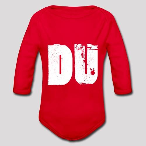 DU - Baby Bio-Langarm-Body