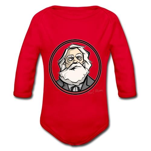 Karl Marx - Baby Bio-Langarm-Body