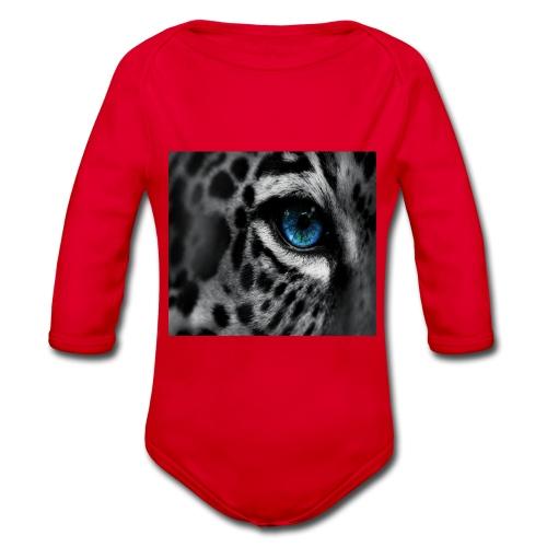 Animal Eye - Body Bébé bio manches longues