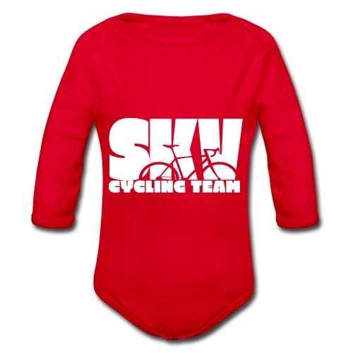 SKV CyclingTeam w - Baby Bio-Langarm-Body