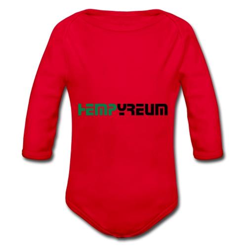 hempyreum - Organic Longsleeve Baby Bodysuit